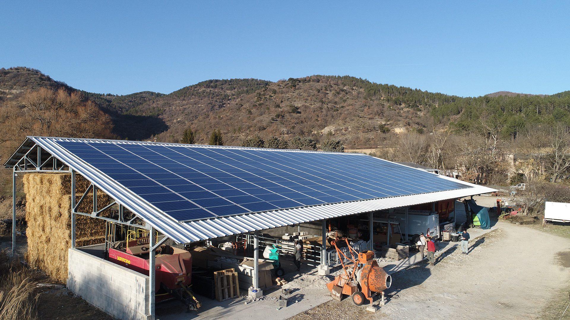 hangar-photovoltaique